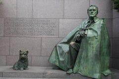мемориальный roosevelt Стоковая Фотография