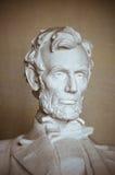 мемориал Абраюам Линчолн стоковые фотографии rf