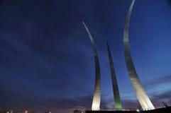 мемориал Военно-воздушных сил стоковая фотография