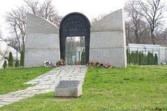 Мемориал защитников Белграда стоковые фотографии rf