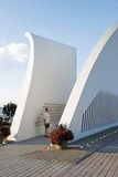 Мемориал острова Staten 9/11, New York Стоковые Фото