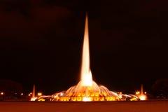 мемориал фонтана buckingham Стоковые Изображения