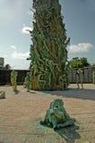 Мемориал холокоста на Miami Beach Стоковое Изображение RF