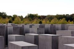 мемориал холокоста berlin Стоковые Фотографии RF
