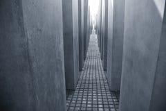 мемориал холокоста berlin Стоковое Изображение RF