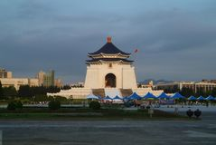 Мемориал Chiang Стоковое Изображение RF