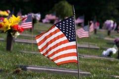 мемориал gravesite Стоковое фото RF
