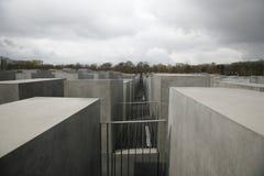 мемориал holocaost berlin Стоковые Изображения RF