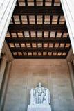 Мемориал Lincoln Стоковые Фотографии RF