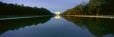 Мемориал Lincoln Стоковое Фото