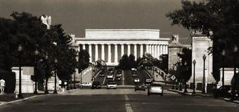 мемориал lincoln Стоковое Изображение RF