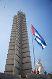 мемориал marti Кубы havana jose стоковое фото rf