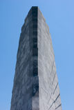 Мемориал братьев Wright национальный в Kitty Hawk Северной Каролине Стоковые Фото