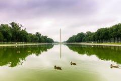 Мемориал Вашингтона Стоковое Изображение