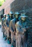 Мемориал Вашингтон Франклин Делано Рузвельт Стоковое Изображение