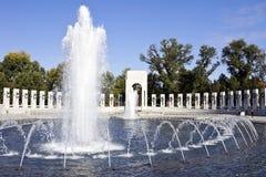 Мемориал Второй Мировой Войны Стоковое фото RF