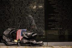 Мемориал Вьетнама Стоковое фото RF