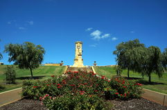 Мемориал в Fremantle Стоковое Фото