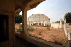 Мемориал геноцида на Kibimba Стоковое фото RF