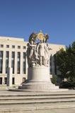 Мемориал Джордж Гордона Meade стоковая фотография