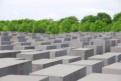 мемориал еврейств европы убитый к Стоковое фото RF