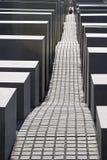 мемориал еврейств европы убитый к Стоковое Изображение