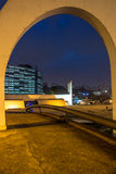 Мемориал Латинской Америки Стоковое Изображение
