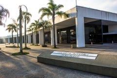 Мемориал Латинской Америки Стоковая Фотография