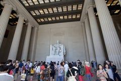 Мемориал Линкольна стоковая фотография