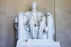 Мемориал Линкольна Стоковое Изображение RF