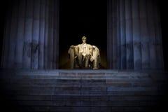 Мемориал Линкольна Стоковое Фото