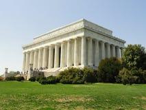 Мемориал Линкольна - DC Вашингтона стоковое изображение rf