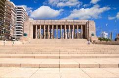 Мемориал национального флага Стоковая Фотография