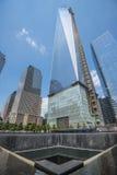 Мемориал 11-ое сентября Стоковая Фотография