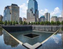 Мемориал 11-ое сентября Стоковые Фото