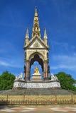 Мемориал принца Альберта, область Гайд-парка, Лондон, Великобритания Стоковые Фотографии RF