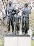 Мемориал 2010 разведчика мальчика Вашингтона Стоковое фото RF