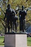 Мемориал разведчика мальчика в DC Вашингтона Стоковая Фотография RF