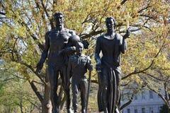Мемориал разведчика мальчика в DC Вашингтона Стоковые Изображения RF