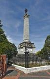 Мемориал Ричарда Джона Seddon, Веллингтон, Новая Зеландия стоковая фотография rf