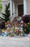 Мемориал Робин Уильямс Стоковая Фотография RF