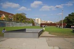 Мемориал стены Стоковая Фотография