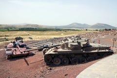 Мемориал танка стоковое фото rf