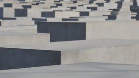 Мемориал холокоста (Берлин) Стоковое фото RF