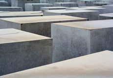Мемориал холокоста Стоковое Фото