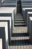 мемориал холокоста berlin Стоковые Изображения