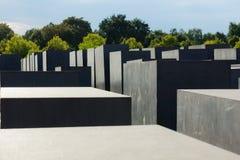мемориал холокоста berlin Стоковое Фото