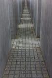 мемориал холокоста berlin Стоковые Изображения RF