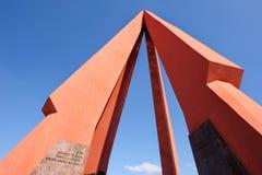 Мемориальная вечность, Chisinau, Молдавия стоковая фотография