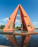 Мемориальная вечность, Chisinau, Молдавия стоковые изображения